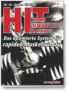 Hochintensitätstraining