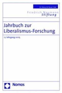 Jahrbuch zur Liberalismus-Forschung 2005