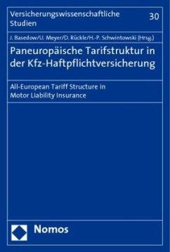Paneuropäische Tarifstruktur in der Kfz-Haftpflichtversicherung