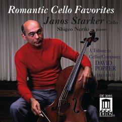 Romantic Cello Favorites