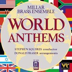 Nationalhymnen-Vol.1 - Squires/Millar Brass Ensemble