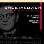 Shostakovich:Sinfonien 6+10