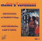 Improvisationen Über Kinderlieder