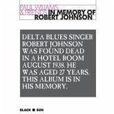 In Memory Of Robert Johnson