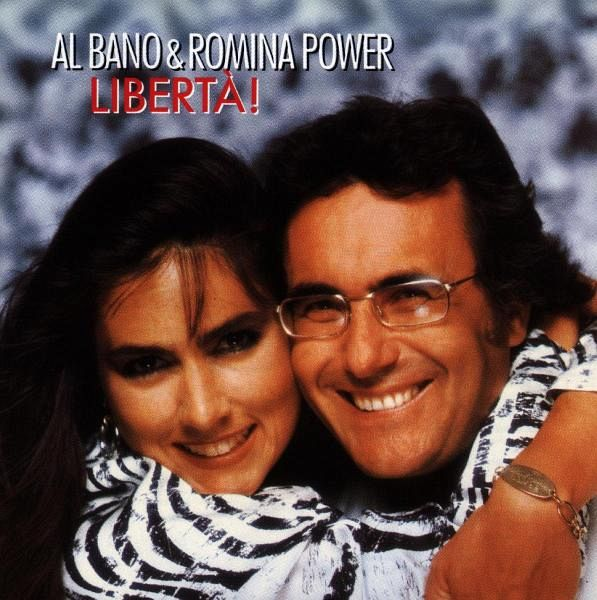 Liberta von al bano romina power cd for Al bano e romina power