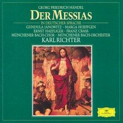 Der Messias (Ga,Deutsch) - Karl Richter/Münchner Bach-Orchester/Münchner Bach-Chor