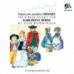 Klassik Für Kinder-Wolfgang Amadeus Mozart