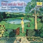 Peter Und Der Wolf/Ungarische Tänze 1,3,5,6/+