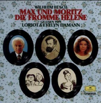 max und moritz die fromme helene 1 audiocd von wilhelm