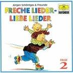 Freche Lieder-Liebe Lieder 2