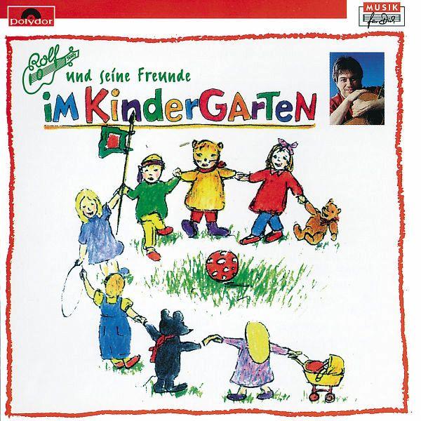 Im Kindergarten, 1 CD-Audio - Zuckowski, Rolf