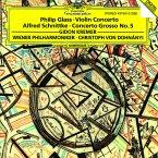 Violinkonzert/Concerto Gr.5
