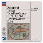 Klaviersonaten D 958,959,960
