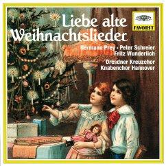 Liebe Alte Weihnachtslieder - Prey/Schreier/Wunderlich/+