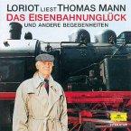 Das Eisenbahnunglück und andere Begebenheiten, Audio-CD
