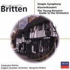 Simple Symphony/Klavierkonzert Op.13
