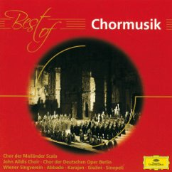 Best Of Chormusik - Diverse