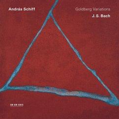 Goldberg-Variationen Bwv 988 - Schiff,Andras