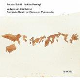 Werke Für Klavier Und Violoncello (Ga)