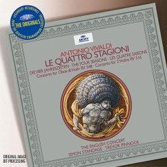 Die Vier Jahreszeiten - Standage/Pinnock/The English Concert