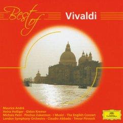 Best Of Vivaldi - Kremer/Holliger/Andre/Abbado/Pinnock/Lso/I Musici+