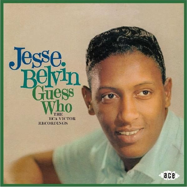 Jesse Belvin - Guess Who