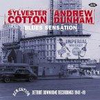 Blues Sensation: Detroit Down Home Rec.1948-49
