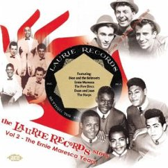 The Laurie Records Story 2:The Ernie Maresca Years - Diverse