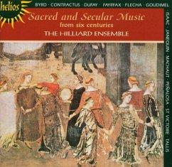 Geistliche Und Weltliche Musik Aus Sechs Jh.