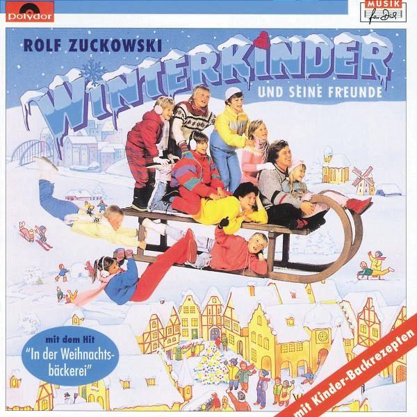 winterkinder auf der suche nach weihnachten von rolf zuckowski und seine freunde cd. Black Bedroom Furniture Sets. Home Design Ideas