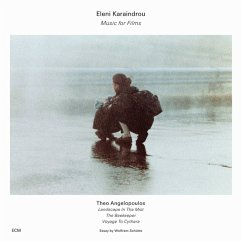 Music For Films By Th.Angelop - Karaindrou,Eleni/Garbarek,Jan