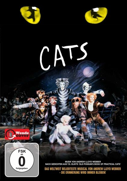 Cats Musical Kalender