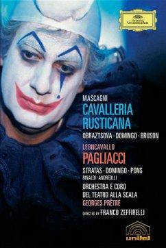 Mascagni, Pietro - Cavalleria Rusticana & Rugge...