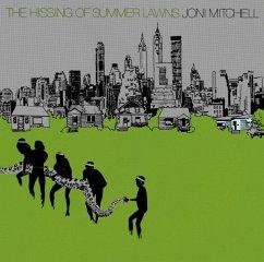 The Hissing Of Summer Lawns - Mitchell,Joni