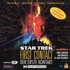 First Contact - Original Soundtrack-Star Trek