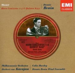 Horn Concertos 1-4 (EMI Historical) - Herbert von Karajan