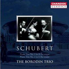 Klaviertrio Op.99 &.100 - Borodin Trio
