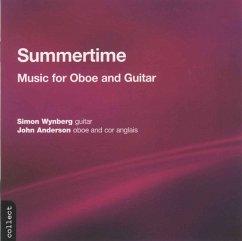 Summertime-Musik Für Oboe Und Gitarre - Anderson,John/Wynberg,Simon