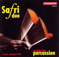 Works For Percussion - Safri Duo