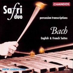 Englische U.Franz.Suiten - Safri Duo