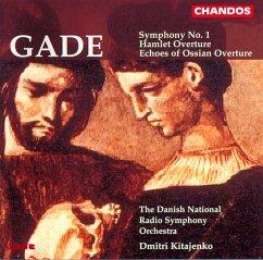Sinfonie 1/Hamlet Overture/+ - Kitaenko,Dmitri/Drso