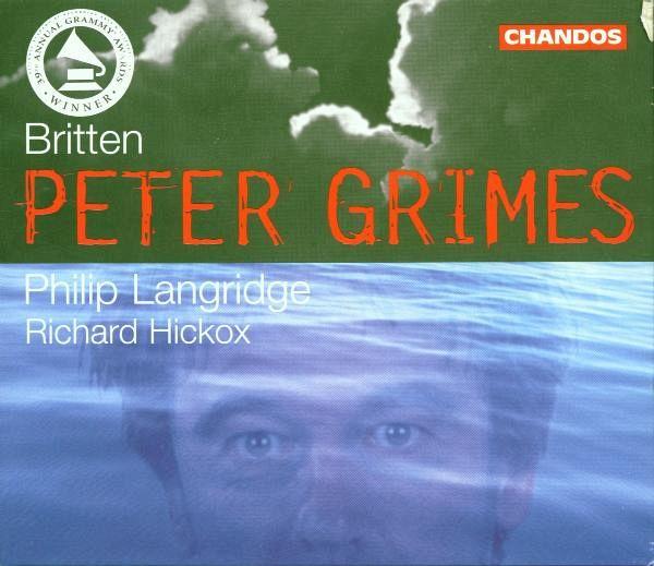 Peter Grimes - Watson/Hickox/Ls Chorus/Cls/+