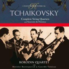 Streichquartette (Ga)/Souvenir De Florence - Borodin Quartet