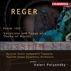Mozart-Variationen Op.132/Psalm 100 Op.106