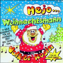 Hejo,Weihnachtsmann - Rosin,Volker