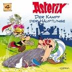 Der Kampf der Häuptlinge / Asterix Bd.4 (CD)