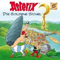 Die goldene Sichel / Asterix Bd.5 (CD)