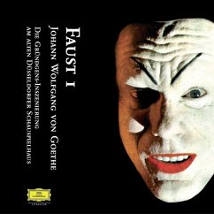 Faust 1, 2 Audio-CDs - Goethe, Johann Wolfgang von