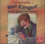 Herr Klingsor konnte ein bisschen Zaubern, 1 Audio-CD