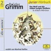 Grimms Märchen - Der Wolf U. D. Sieben Geißlein